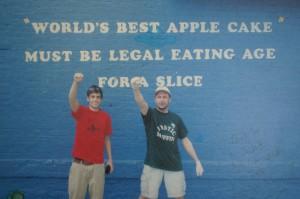 world's best apple cake