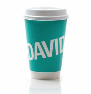 David's teaのカップ
